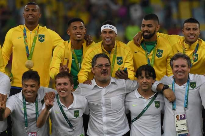 Koniec klątwy! Brazylia z olimpijskim złotem!