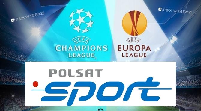 Liga Mistrzów i Liga Europy w Polsacie!