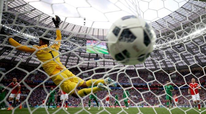 MŚ 2018: 1/8 finału – PLAN TRANSMISJI